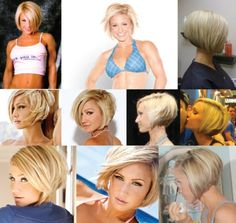 Jamie Eason bob haircut <3 by jolene