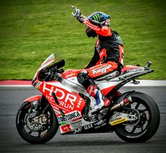 Sam Lowes Moto 2 Silverstone 2015