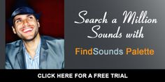 Sounds - You can hear and download soundbytes for anything from animals, insects & birds, to instruments, tv and movies, everyday sounds and so much more!!! I would
