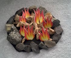 "Stories of Abraham and Jacob: Around the ""Campfire"" (While Roasting Marshmallows!) 
