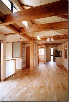 【檜づくりの注文住宅】-JWB工法 木の家、自然住宅、健康住宅、木造の注文建築なら高松銘木店