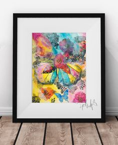 Download this free Butterfly Print! A gift of grace from me to you!