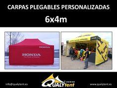 Carpas plegables personalizadas, carpas de 4x6 Qualytent.pdf by Carpas Plegables Qualytent España via slideshare