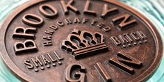 Brooklyn Gin ~ Design by Spring Design Partners, Inc