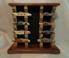 Pocket Knife Display