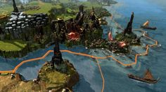 endless legend cities - Google Search