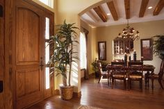 Dining Room. #DTH #DreamHome