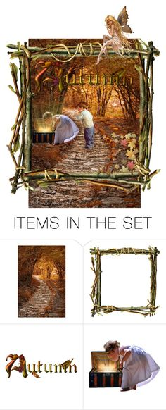 """""""Fairy Dust & Magical Things 🌸"""" by mlkdmr ❤ liked on Polyvore featuring art"""