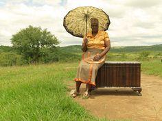 Untitled (Hope Chest series) - Zwelethu Mthethwa