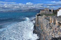 Precioso....Monemvasia, Greece.