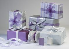 Silver Lilac Collection – Kudos Giftwrap