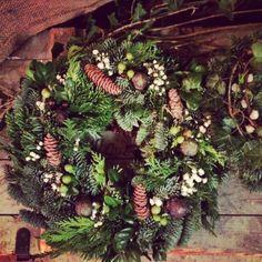 Christmas workshop @blomsterverkstad /Minna Mercke Schmidt