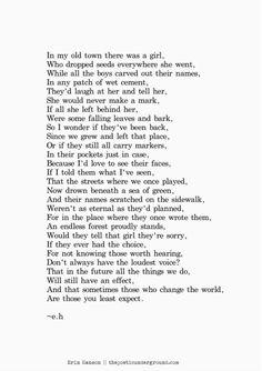 Marks. thepoeticunderground.com #poem #poetry