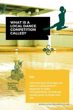 #FunTrivia   What is a local dance competition called?  #InishfreeMexico  Tania Martínez  #IrishDancer #InishfreeTeam  #Inishfree School of #IrishDancing  ✨ #Academia de #DanzaIrlandesa  #InishfreePedregal  #InishfreeToluca  #TeamInishfree #SoftShoes #Dance #Danza #Feis #Winishfree