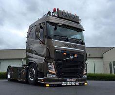 Volvo FH - Transport G.V.T #volvo #volvotrucks #trucksforsale http://www.truckertotrucker.com/