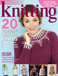 Knitting – Issue 149