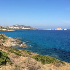 L'île Rousse. Au programme aujourd'hui, balade en Balagne. #corse