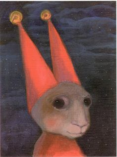 illustration - by Petra Heikkilä March Hare, Children's Book Illustration, Book Illustrations, Petra, Polar Bear, Animal Pictures, Illustrators, Bunny, Holiday