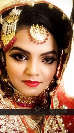 My stunner of the day!!   Love the moment when the brides are awestruck seeing themselves after the makeover! #makeup #followback #beauty