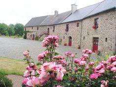 Gite rural #Bretagne, Ille et Vilaine, proche Saint Malo et #Dinan