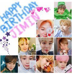 Jimin Happy Birthday