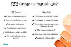 #infografía: ¿bb cream o #maquillaje? http://blog.quieru.com/2015/12/11/bb-cream-o-maquillaje-1232186.html?utm_source=pnt&utm_medium=post&utm_campaign=infobbcream&utm_content=infografia