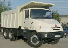 Tatra T163-38ESKT 6x6.2 Dump Trucks, Old Trucks, Busse, Classic Trucks, Custom Trucks, Motor Car, Cars And Motorcycles, Techno, Transportation