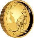 2016 Australian Kangaroo 2oz High Relief Gold Proof Coin