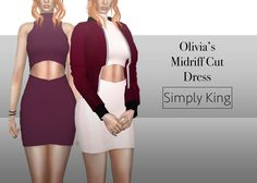 SIMPLYKING: dress