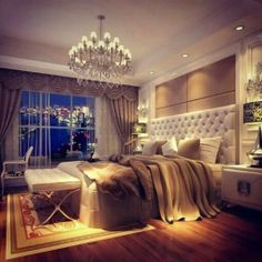 Beautiful bedroom | Home | Home decor