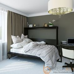 """Visit our web site for even more details on """"murphy bed diy"""". It is actually an outstanding place to read more. Furniture, Home, Bed Orientation, Bed Wall, Luxurious Bedrooms, Bed, Decorate Your Room, Bed Frame, Murphy Bed Plans"""