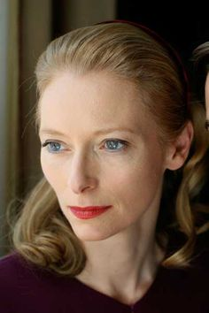 Tllda Swinton, an  actress who always surprises and remains true to herself