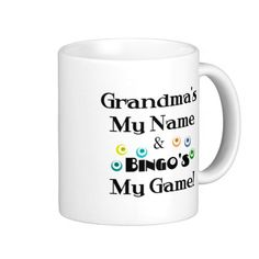 ==>>Big Save on          	Grandma and Bingo Mug           	Grandma and Bingo Mug This site is will advise you where to buyDiscount Deals          	Grandma and Bingo Mug Review from Associated Store with this Deal...Cleck Hot Deals >>> http://www.zazzle.com/grandma_and_bingo_mug-168079111541449378?rf=238627982471231924&zbar=1&tc=terrest