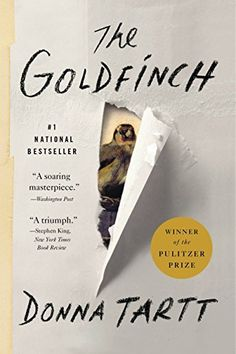 If you love Harry Potter or are looking for books like Harry Potter, check out this list of books inspired by Harry Potter, including The Goldfinch by Donna Tartt.