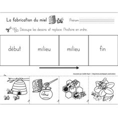 Flower template Sulak You could use this as a template for the felt flowers. French Teaching Resources, Teaching Tools, Teaching Kids, Kids Learning, Science Biology, Grade 2 Science, Amelie Pepin, Bees For Kids, Core French