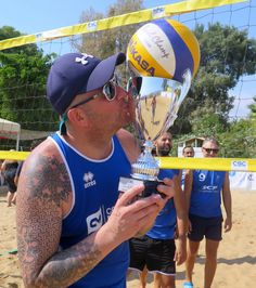 Winners Huge Congratulations To The New Csc Beach Volley Champions Our Dream Team Breath Taking Win You Make Us Proud Col Social Sports Sport