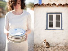 I know it's a styled shoot, but it was this series of photo's that caught my eye on pinterest, and is why I contacted you!