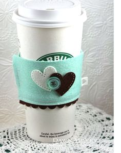 Easy cup wrap!