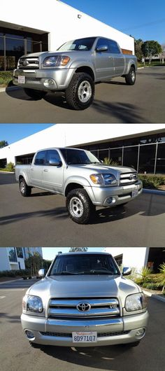 2006 Toyota Tundra Crew Cab [well maintained]