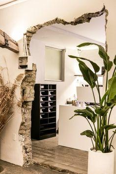 Cafe Interior Design, Cafe Design, Modern Interior, Conservation Architecture, Crazy Home, Cafe Concept, Coffee Shop Design, Chula, Bars For Home
