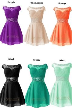 A-line Beaded Cap Sleeves Illusion Top Short Homecoming Dresses (Party Top Sparkle) Grade 8 Grad Dresses, Grad Dresses Short, Cute Prom Dresses, Sweet 16 Dresses, Dance Dresses, Pretty Dresses, Homecoming Dresses, Beautiful Dresses, Formal Dresses