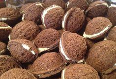 Xmas Desserts, No Bake Desserts, Dessert Recipes, Hungarian Desserts, Hungarian Recipes, Sweet Recipes, Dog Food Recipes, Cookie Recipes, Sweet Cookies