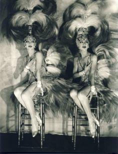 MaliciousGlamour #DollySisters #Fashion #Glamour #vaudeville