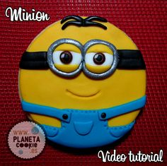 Galleta Minion