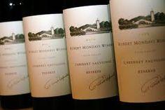 Robert mondavi wine - The big red