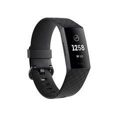 Fitbit Charge 3 helps you know your body and understand your health so you can take action to improve yourself. Understand your health and take action to improve with Fitbit Charge 3 – an advanced health and fitness tracker. Fitbit Charge, Fitbit App, Fitbit Bands, Fitness Tracker, Fitness Activity Tracker, Fitness Activities, Fitness Gear, Smartwatch, Fitness Armband