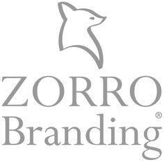 Logo Gris. -Zorro Branding. Diseño Gráfico en San Miguel de Allende.