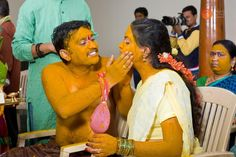 haldi ceremony