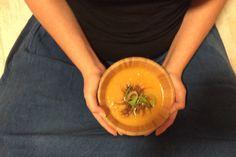 Suppe und ich, oder wie die ganz große Liebe entstand Thai Red Curry, Ethnic Recipes, Food, Great Love, Simple, Essen, Recipies, Meals, Yemek