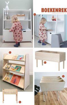 Boekenrek kinderkamer | Kinderkamerstylist Ikea Hack, Table, Furniture, Home Decor, Decoration Home, Room Decor, Tables, Home Furnishings, Home Interior Design